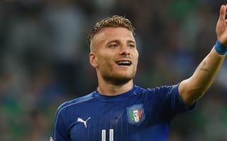 Immobile hopes to impress Italy boss Ventura at Lazio