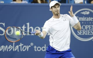 Murray: I'm playing on another level