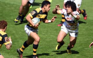 Perofeta stars in huge Taranaki win