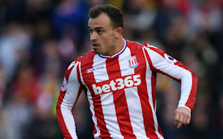 Shaqiri to Roma? Stoke have 'no plans' to sell