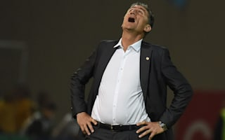Bauza angry after loss to Paraguay