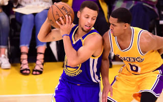 Lakers stun Warriors, Spurs claim win