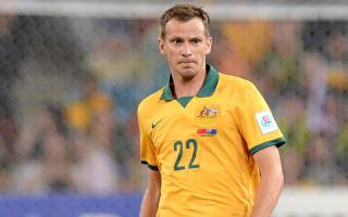 Wilkinson replaces Spiranovic for Socceroos
