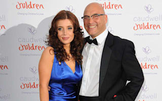 'It was like going fishing': Gregg Wallace jokes about meeting his fourth wife on Twitter