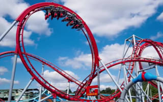 Top 10 amusement parks in the UK