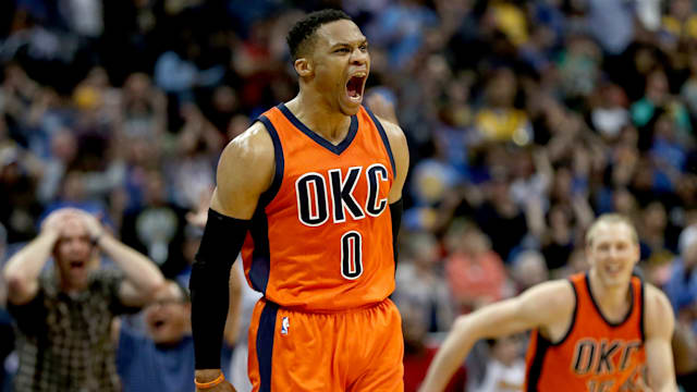 NBA Players Pick Russell Westbrook For 2017 MVP After 42nd Triple-Double