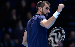 Cilic claims consolation win to end O2 hoodoo