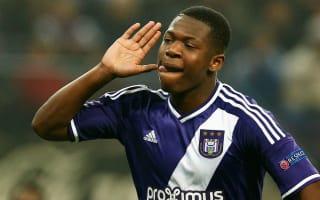 Marseille replace Batshuayi with brother Leya Iseka
