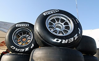 Facts and figures: Pirelli Formula One tyres