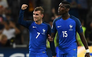 I watch Pogba at Manchester United, admits Griezmann