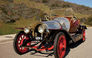 Chitty Chitty Bang Bang sells for £500,000