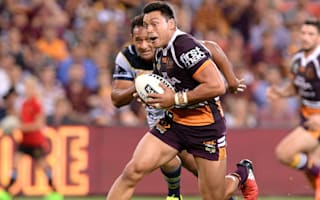 Glenn re-signs with Broncos