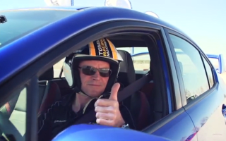 Tommi Mäkinen puts the 2015 Subaru WRX STI to the test