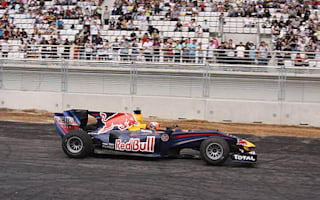 F1 driver promises overtaking at inaugural Korean Grand Prix