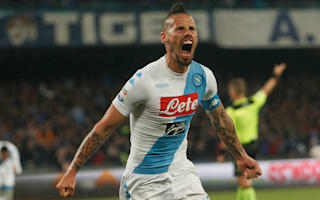Inzaghi hails Hamsik as Serie A's most complete player