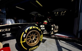 No qualifying tyres in 2012 - Hembery