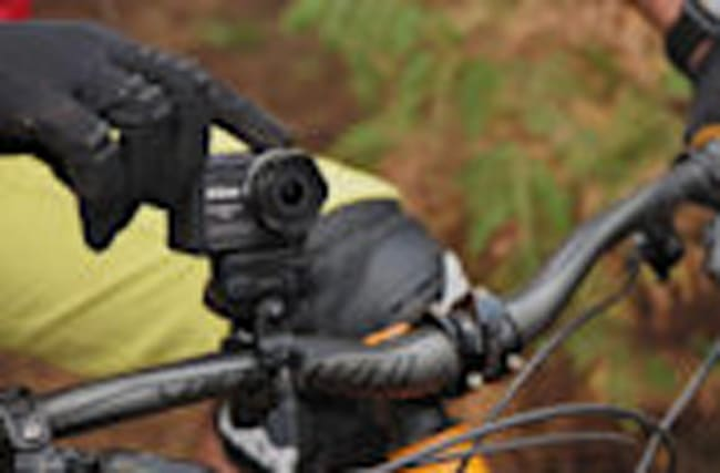 Mountain Biking in Madeira with the Nikon KeyMission 360 Action Camera