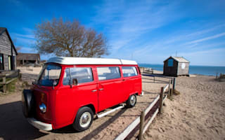 Win! A four-night campervan holiday in the New Forest