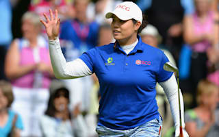 Jutanugarn in position for major breakthrough