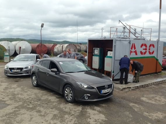 Russian Despatches: Roads and fools
