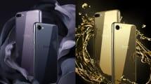 Los nuevos HTC Desire 12 y 12+ son humildes en especificaciones y glamurosos en estilo