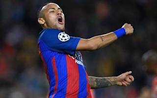 At last! Neymar signs new Barcelona contract