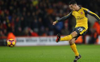 Wenger: Xhaka not a dirty player