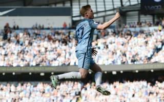 Manchester City 4 Bournemouth 0: Brilliant De Bruyne inspires slick City