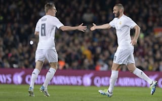Real Madrid can cope without Benzema - Navas