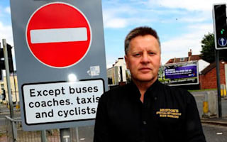 Driver battles council over 'confusing' road sign - and wins