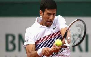 Djokovic sinks Sousa in three