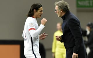 Defiant Blanc defends treatment of Cavani