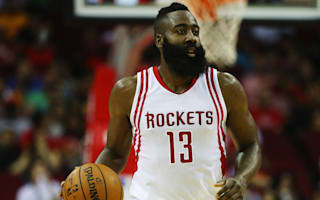 Harden triple-double lifts Rockets, Spurs fall to Trail Blazers