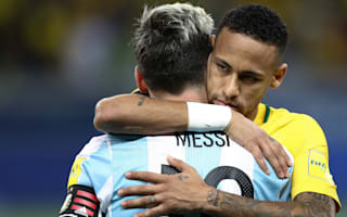 Brazil attracting attention of Messi - Neymar