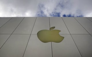 Apple sells bonds in record deal