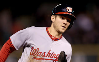 Nationals' Turner triples to complete MLB cycle