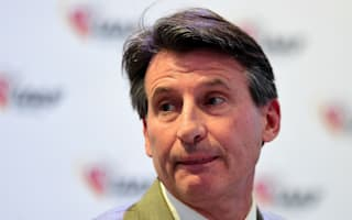 IAAF president Coe accuses Nestle of hypocrisy