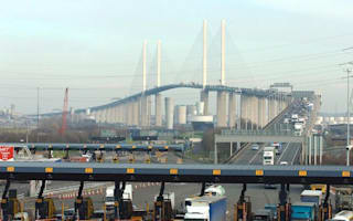 "Dartford toll price hikes branded ""unfair"""
