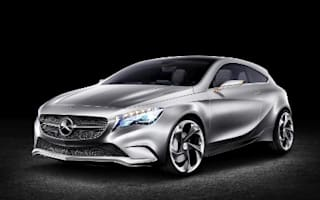 Mercedes shows direction of next A-Class with new concept