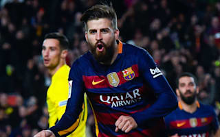 La Liga Review: Pique strike sends Barcelona eight points clear