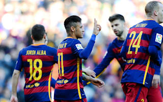 Luis Enrique hails 'unique' Barcelona after Getafe thrashing