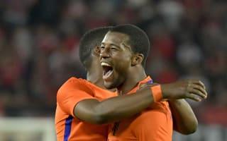 Wijnaldum sets goals target at Liverpool