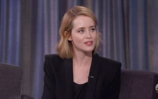 Claire Foy 'terrified' as she competes for Golden Globes best actress crown