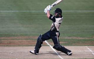 Anderson blasts New Zealand past Bangladesh