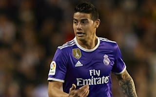 James: I can play more freely with Colombia than Real Madrid