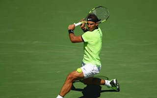 Dominant Nadal lying in wait for Federer in Indian Wells