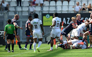 Three sent off as Grenoble and Brive players brawl