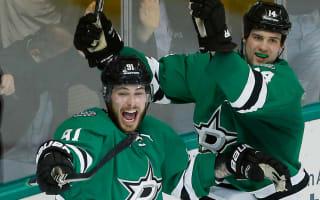 Stars win again, Rangers victors in OT