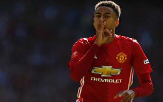 Lingard: Mourinho makes us feel free at United