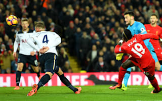Liverpool 2 Tottenham 0: Mane at the double as Klopp's side end winless run